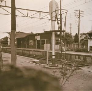 宮田駅入り口