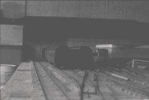 ヤード(のつもり、駅だったかもしれない)